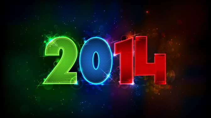 My 2014 List