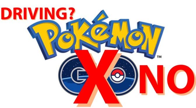 PokémonGO or PokémonNO?